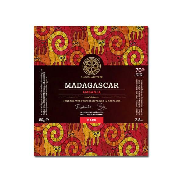 Chocolate Tree - Madagascar Ambanja 70%