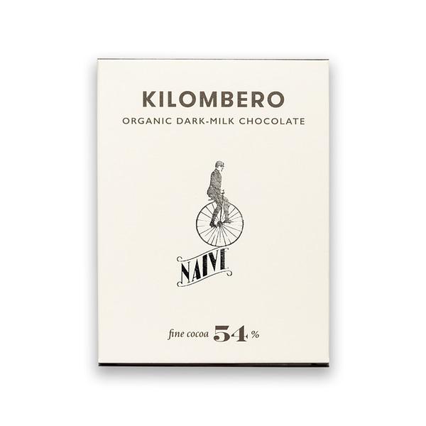 Naive Kilombero Tanzania Dark Milk 54%