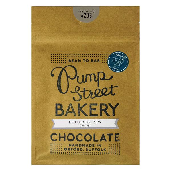 Pump Street Bakery - Ecuador 75%