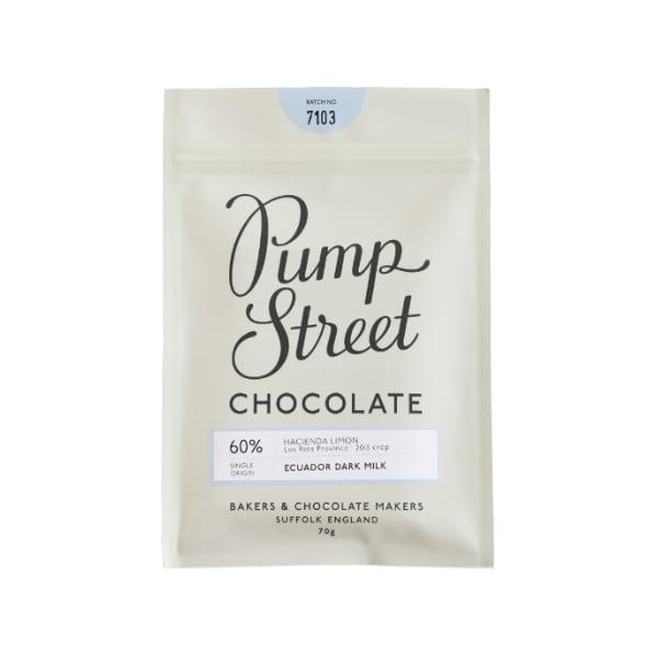 Pump Street Bakery - Ecuador Dark Milk 60%