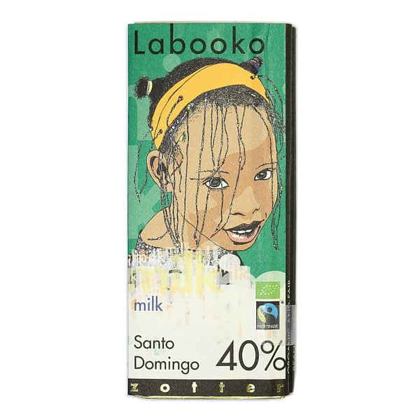 Zotter Labooko Santo Domingo 40%