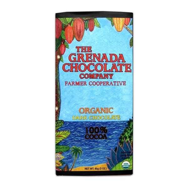 Grenada Chocolate Company 100%