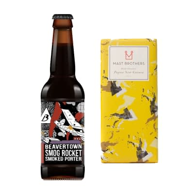Mast Brothers Chocolate and Honest Brew Beer