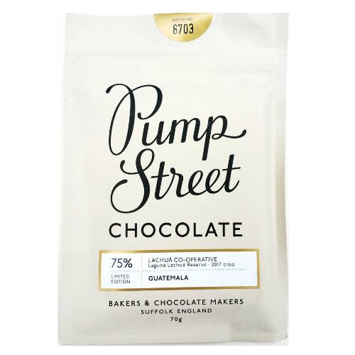Pump Street Chocolate - Guatemala 75% Limited Edition
