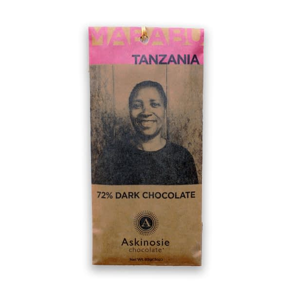 Askinosie Tanzania Mababu 72%