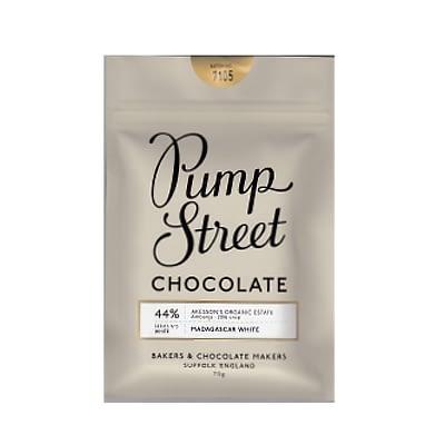 Pump Street Chocolate - Madagascar White 44%