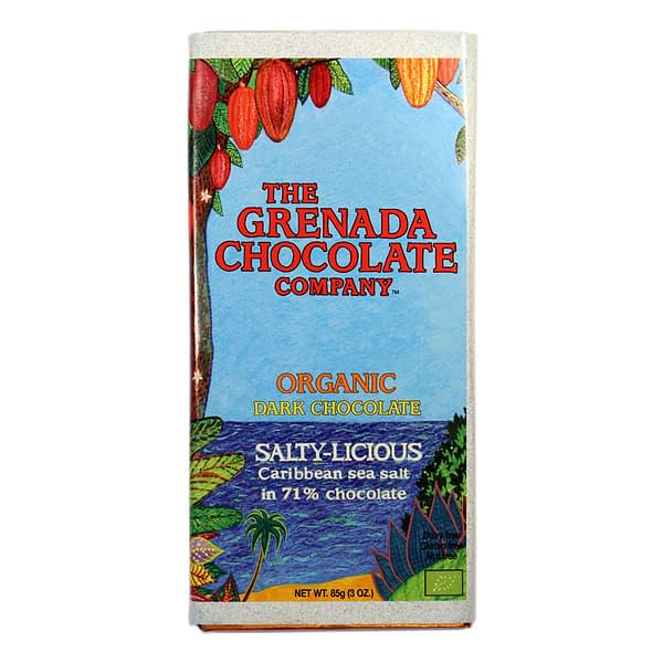 Grenada Chocolate Company Salty-Licious