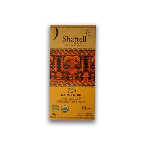 Shattell - Tingo Maria 70%