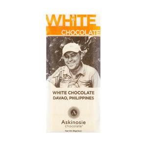Askinosie, White Chocolate