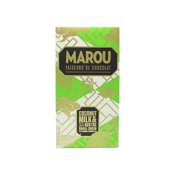 Marou Coconut Milk Ben Tre 55%