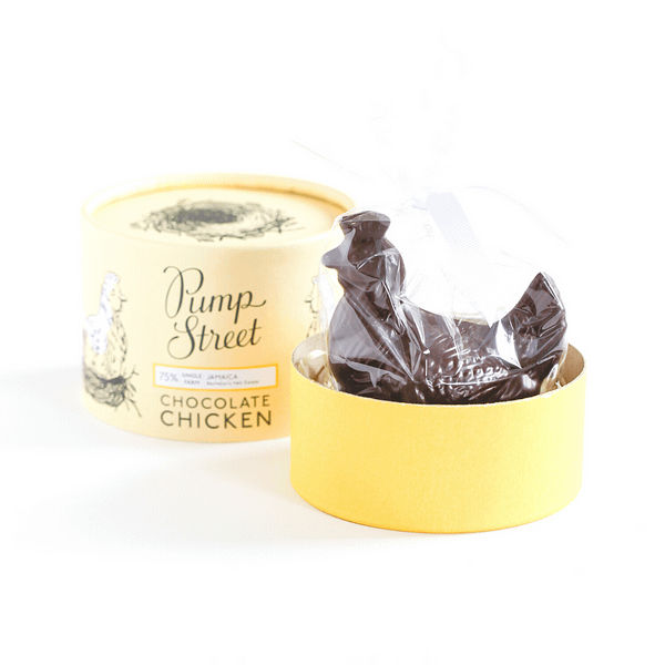 Pump Street - Dark Chocolate Chicken