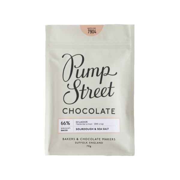 Pump Street Bakery - Sourdough and Sea Salt