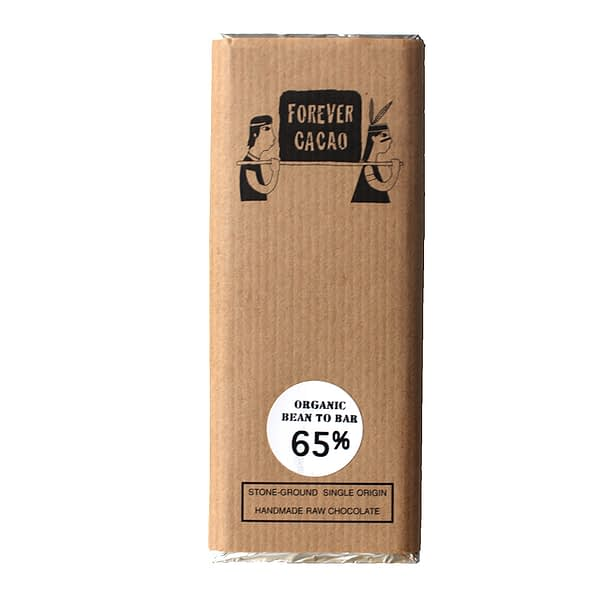 Forever Cacao 65% Lucuma & Vanilla