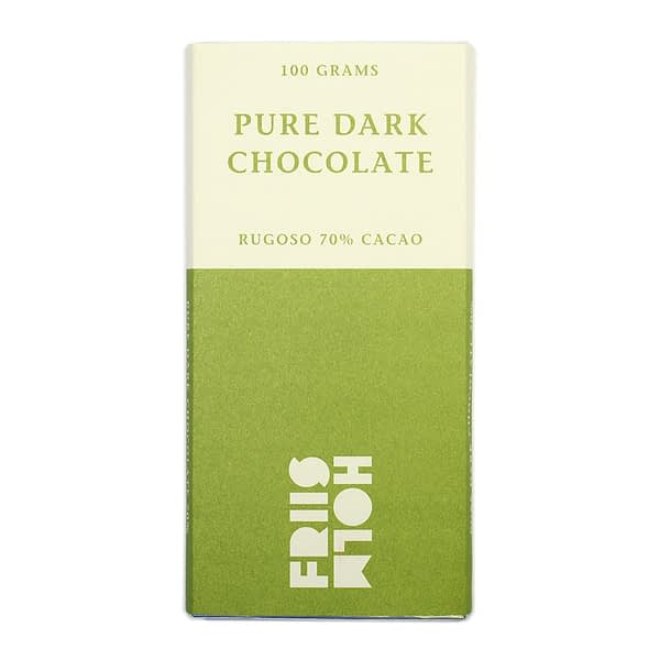 Friis Holm - Rugoso 70% Pure Dark Bad Fermentation