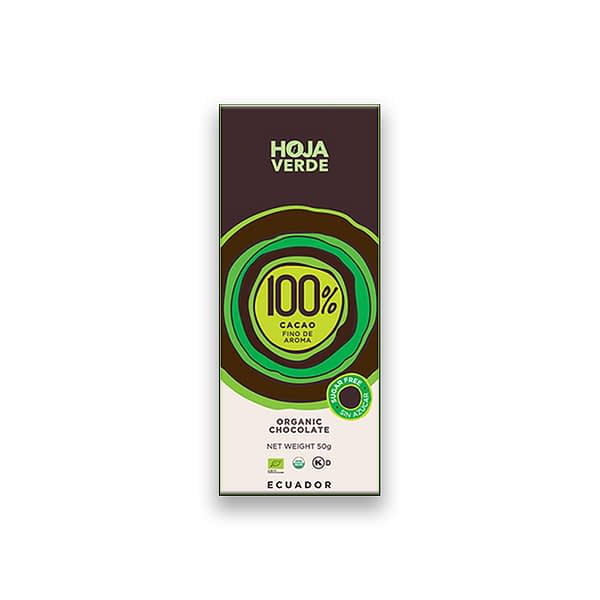 Hoja Verde Ecuador 100%