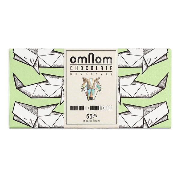 Omnom Dark Milk & Burned Sugar