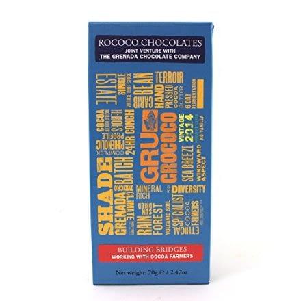 Rococo Gru Grococo Organic Dark Chocolate 66%