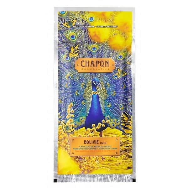 Chapon - Beni Bolivia 75% Dark Chocolate
