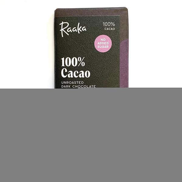 Raaka - 100% Cacao