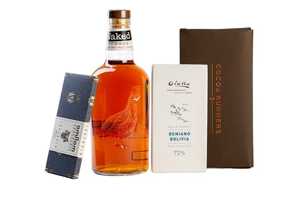 Whisky & Craft Dark Chocolate Gift Collection