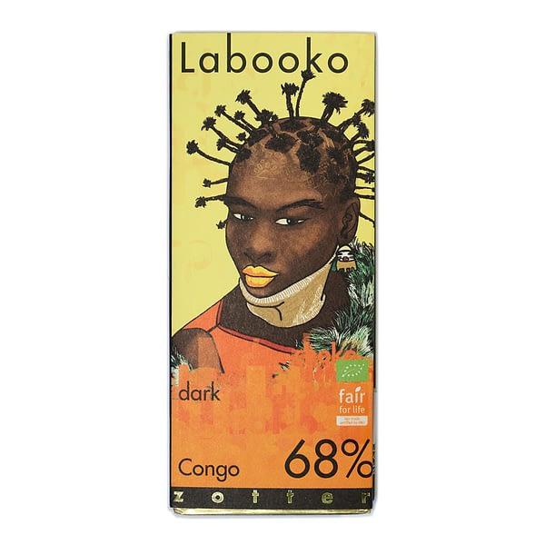 Zotter Labooko Congo 68%
