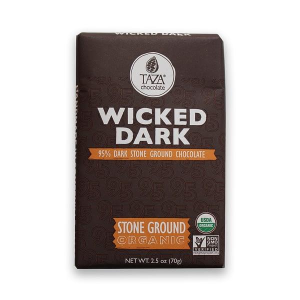 Taza Chocolate Mexicano Wicked Dark 95%