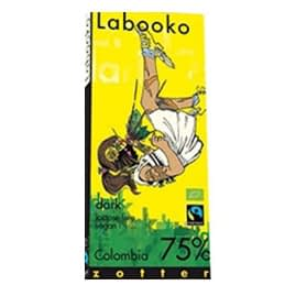 Zotter Labooko Colombia 75%