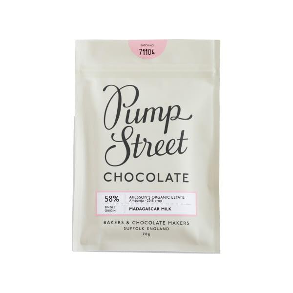 Pump Street Bakery - Madagascar Milk