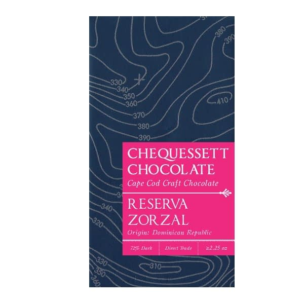 Chequessett - Zorzal Estate, Dominican 72% Dark