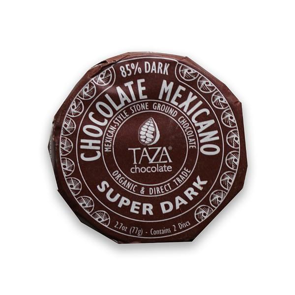 Taza Chocolate Mexicano Super Dark 85%