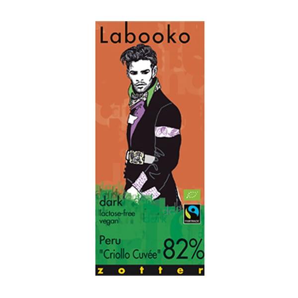 Zotter Labooko Peru Criollo Cuvee 82%