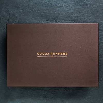 Cocoa Runners Brown Hamper