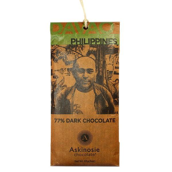 Askinosie Davao, Philippines 77%