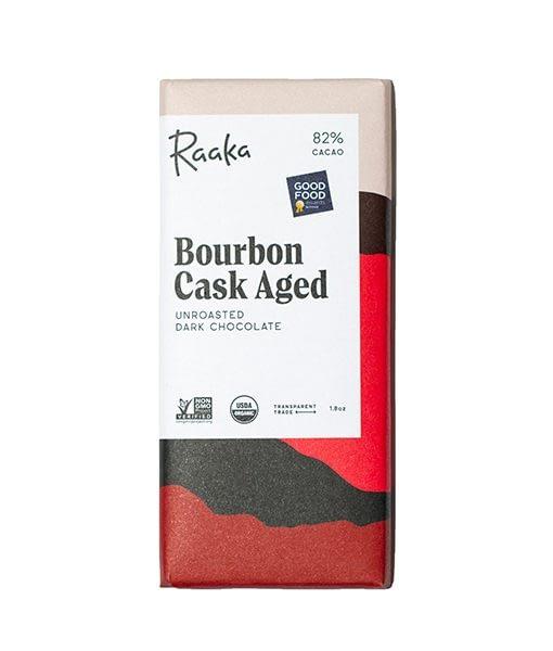 Raaka Bourbon Cask Aged