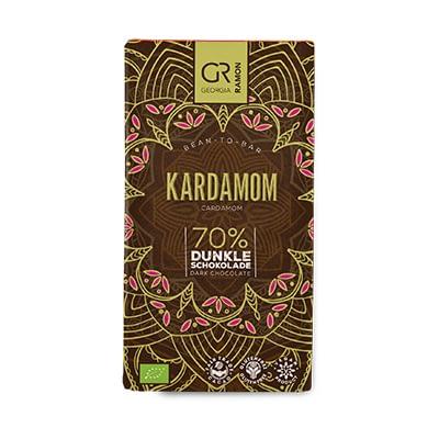 Georgia Ramon - Dark Chocolate with Cardamom