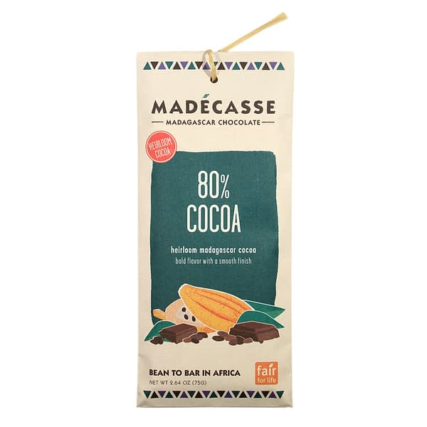 Madecasse 80% Cocoa