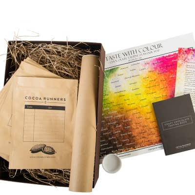 Craft Chocolate Tasting Kit