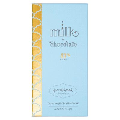 French Broad Chocolates - 43% Milk Chocolate