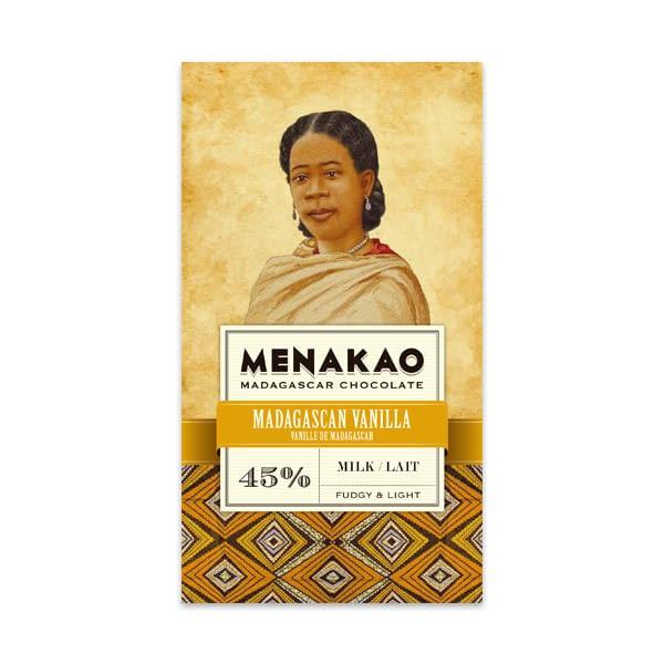 Menakao 45% Milk Chocolate