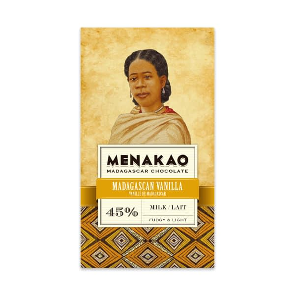 Menakao 45% Milk Chocolate