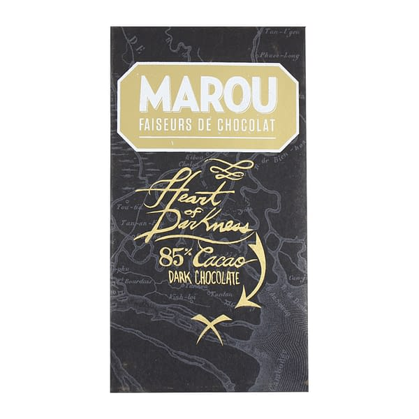 Marou - Heart of Darkness 85%
