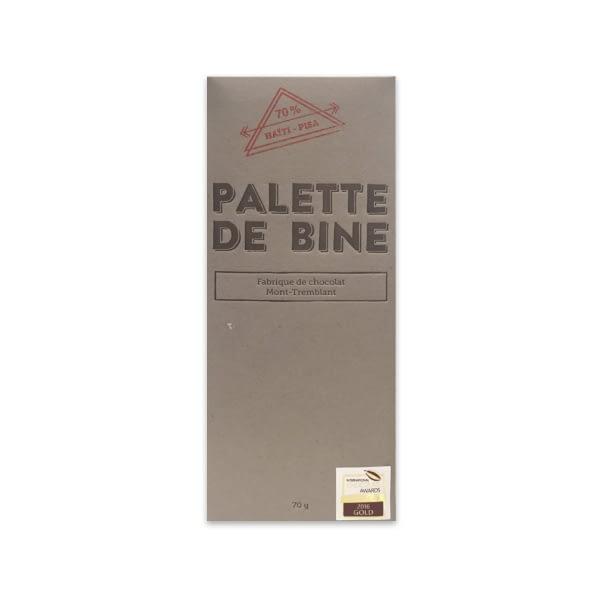 Palette de Bine - Haiti, Pisa 70%