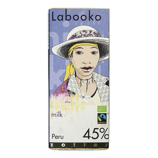 Zotter Labooko Peru 45%