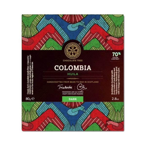 Chocolate Tree - Colombia Huila