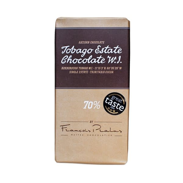 Tobago Estate Chocolate Roxborough 70%