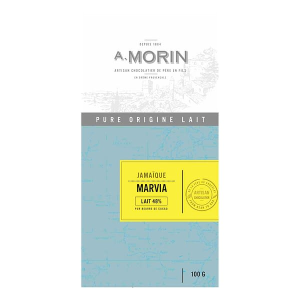 Morin - Jamaïque Maravia Milk