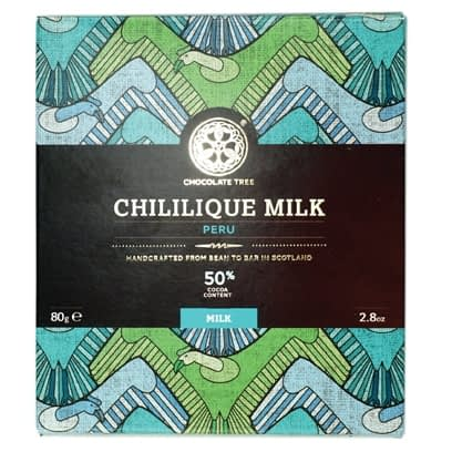 Chocolate Tree - Peru Chililique Dark Milk 50%