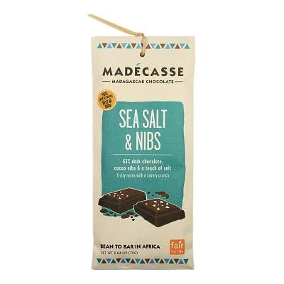 Madecasse Salt & Nibs