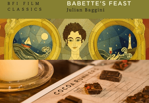 Virtual Chocolate Tasting with Julian Baggini including Babette