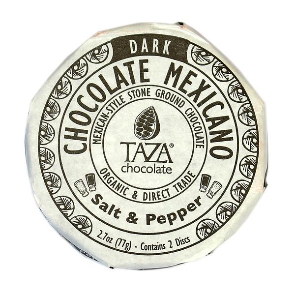 Taza Chocolate Mexicano Salt & Pepper